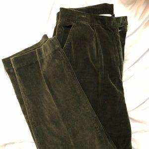 🆕 Vintage Corduroy Bermuda Petite Pants